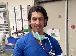 Neurosurgeon Camilo Molina MD