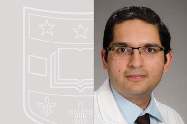 Ananth Vellimana, MD, has joined the faculty of the Department of Neurosurgery