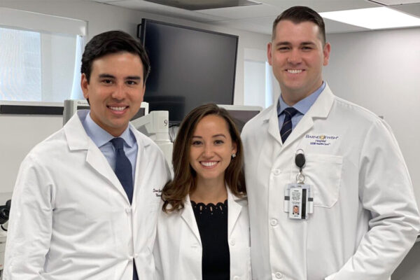 Introducing our new neurosurgery residents