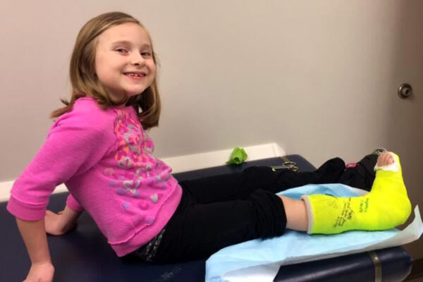 Cerebral Palsy patient gains mobility through Selective Dorsal Rhizotomy surgery