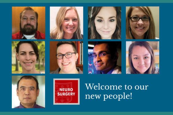 Meet our new people